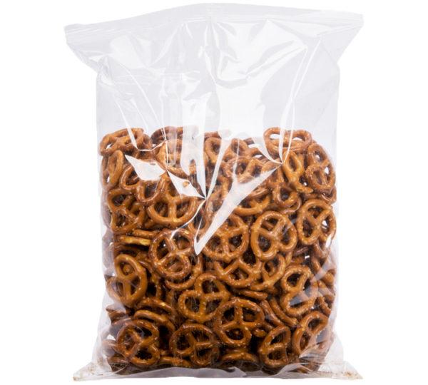 Mini pretzels cu sare 1
